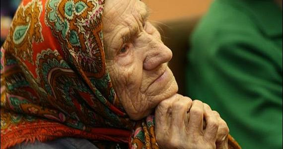 К женщине в селе явился Бог