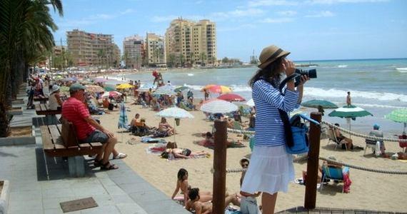 Сбор улыбок в Испании