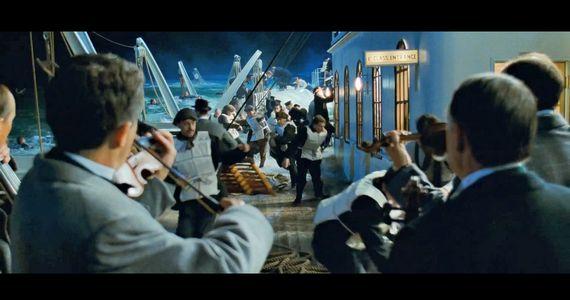Пассажиры Титаника среди нас?