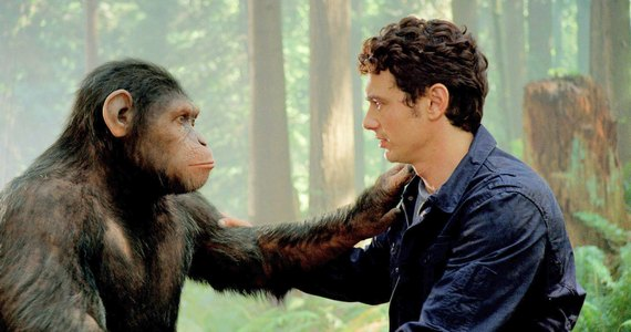 15 физических различий между тобой и обезьяной