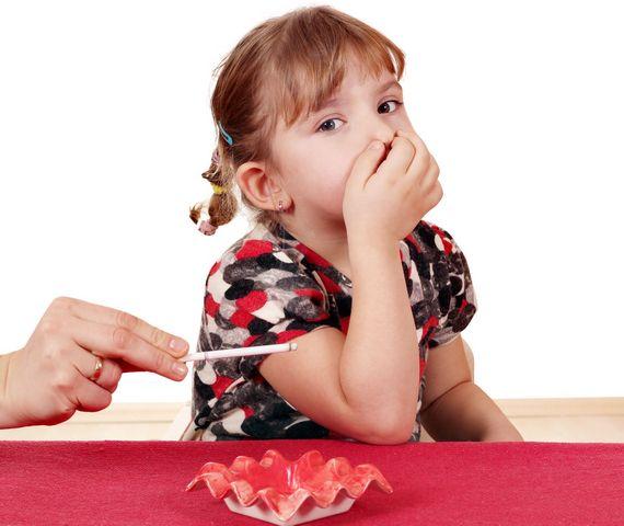 Защити детей от табачного дыма