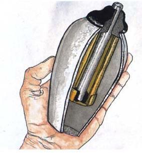 древняя батарейка